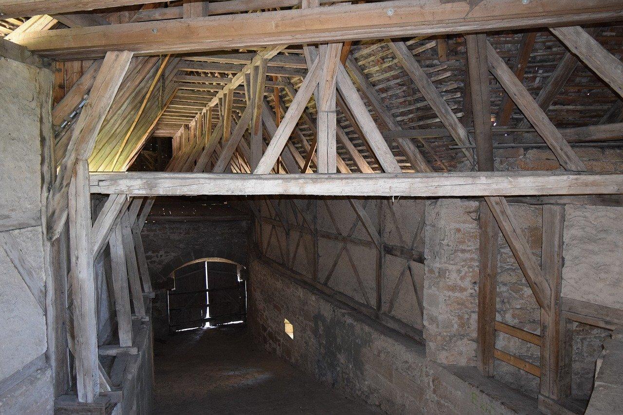 isolation des combles durant rénovation