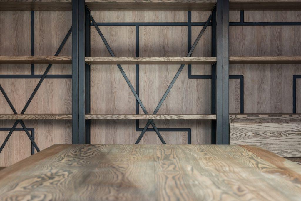 étagère-rangement et meuble